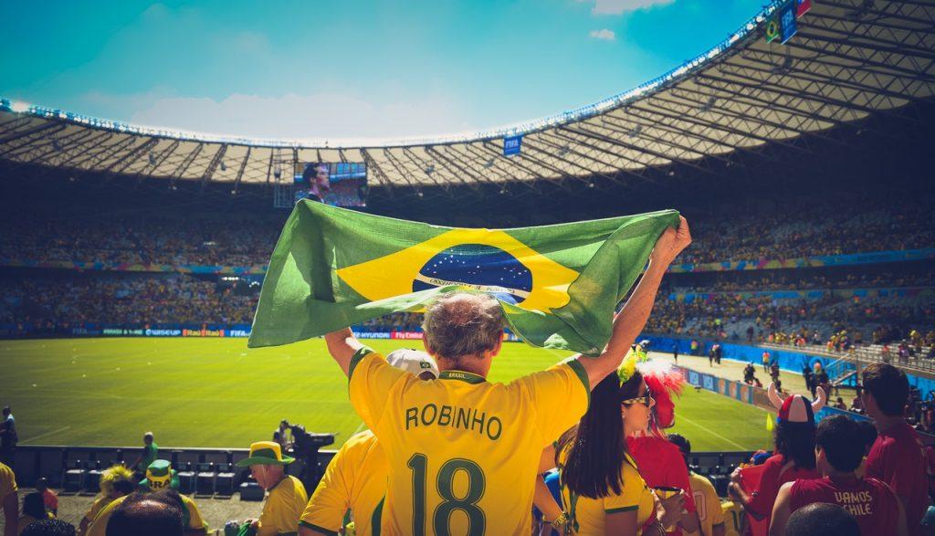 world cup brazil digital signage